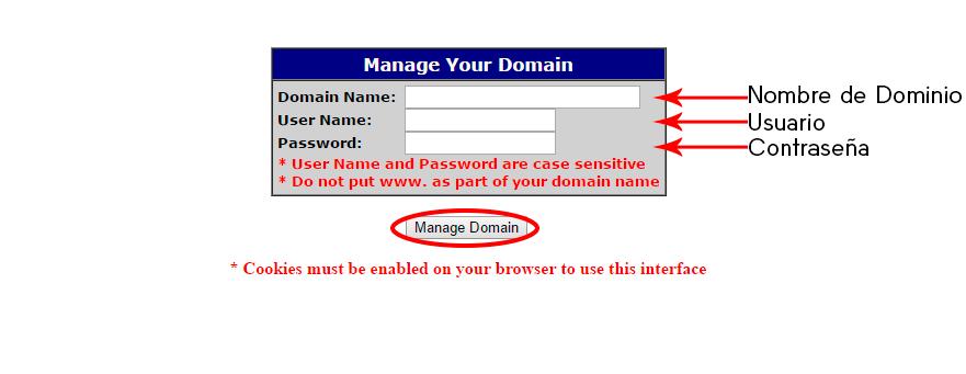 Apuntar DNS de un dominio de Shopify