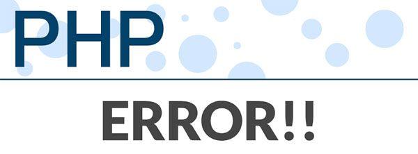 Cómo activar la vista de errores de PHP en WordPress