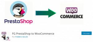 FG Prestashop to WooCommerce plugin