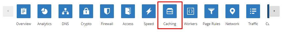 Cómo manejar los ajustes de CloudFlare CDN