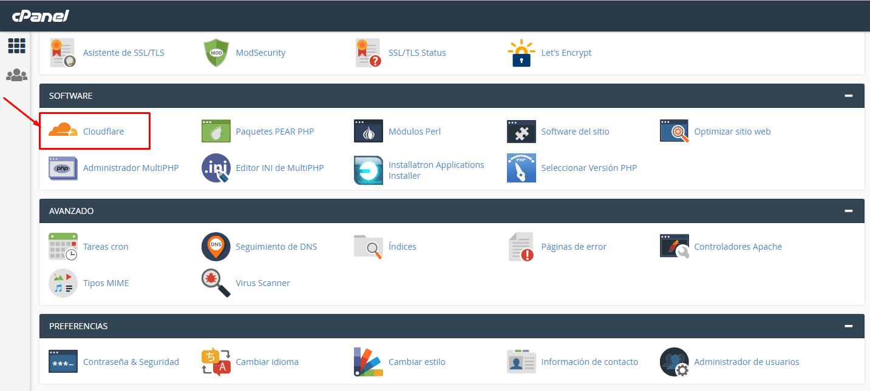 Activo CloudFlare y mi página entra en un bucle de redirección