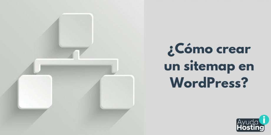 Cómo crear un sitemap en WordPress