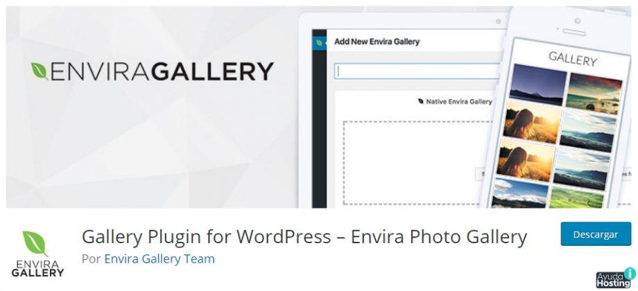 Cómo hacer una galería en WordPress que deslumbre