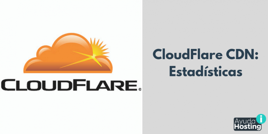 CloudFlare CDN: Estadísticas