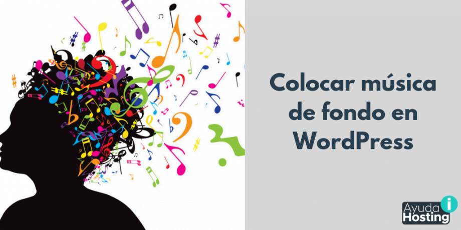 Colocar música de fondo en WordPress