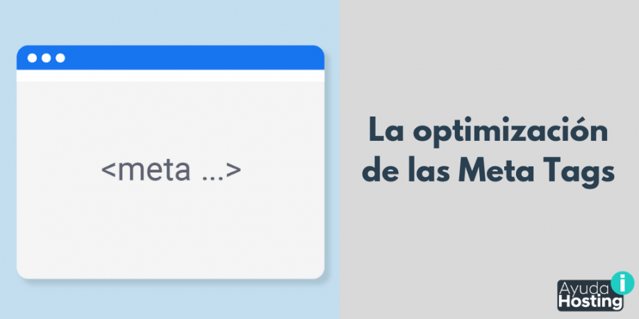 La optimización de las Meta Tags
