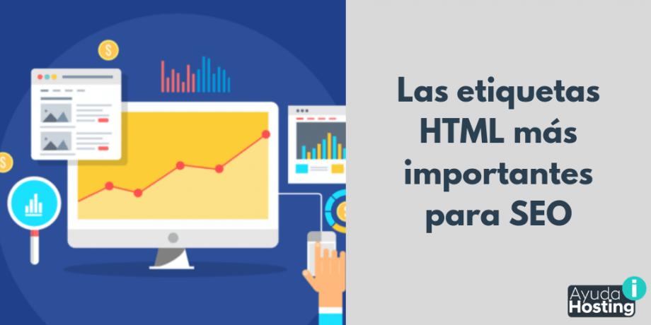 Las etiquetas HTML más importantes para SEO