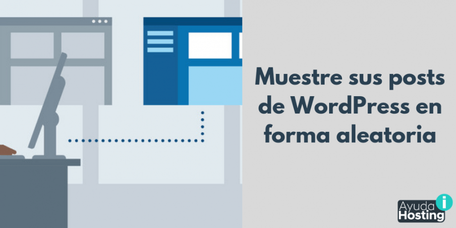 Muestre sus posts de WordPress en forma aleatoria