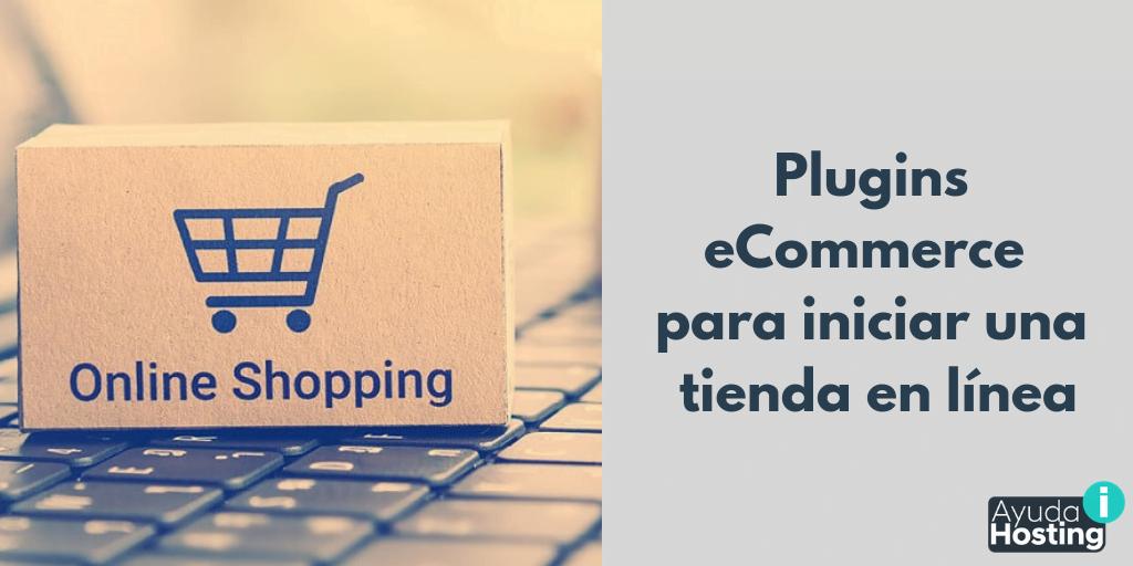 Plugins eCommerce para iniciar una tienda en línea