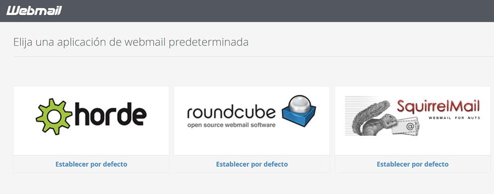 Raiola Webmail