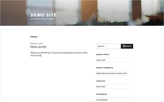 Guía de cómo construir un sitio web en WordPress