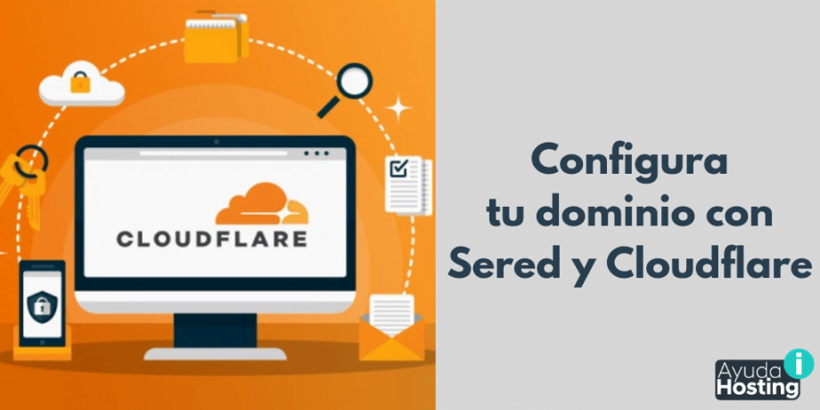 Configura tu dominio con Sered y Cloudflare