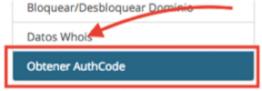 Obtener código EPP en Webempresa