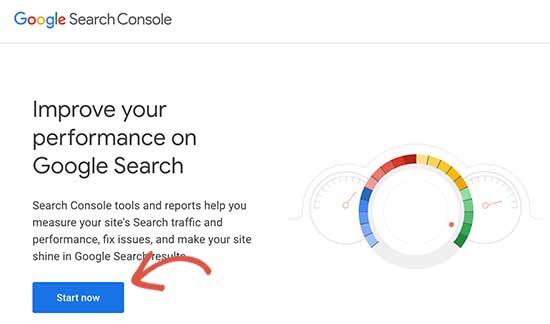 Cómo colocar nuestro sitio de WordPress en Google Search Console