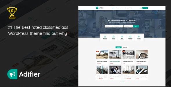 Los mejores temas de WordPress para anuncios clasificados