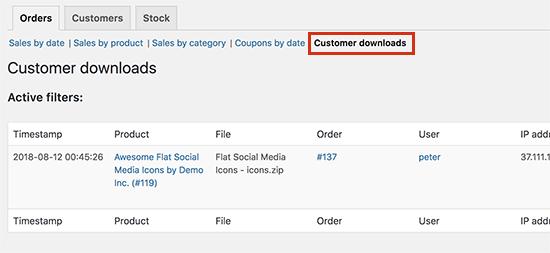 Cómo controlar las descargas de archivos en WordPress