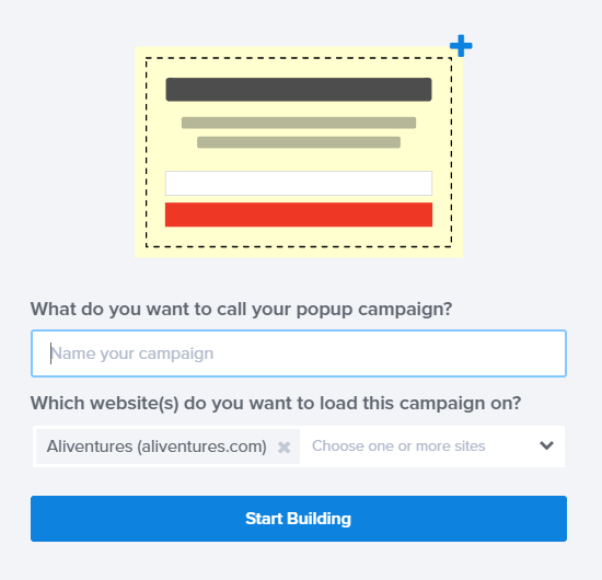 Cómo insertar una ventana emergente de cupón en WordPress