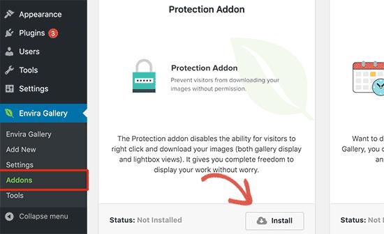 Cómo deshabilitar clic derecho para las imágenes de WordPress