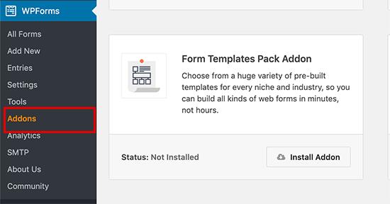 Crear un formulario de solicitud de voluntarios en WordPress