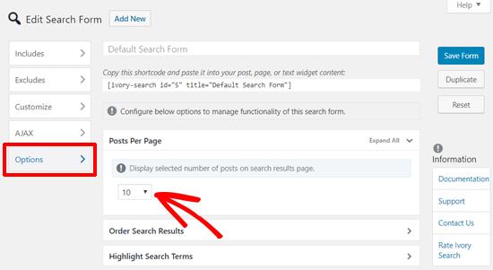 Cómo insertar una barra de búsqueda directamente al menú de WordPress