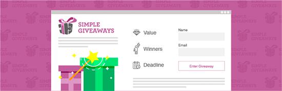 Los mejores plugins para crear sorteos en WordPress