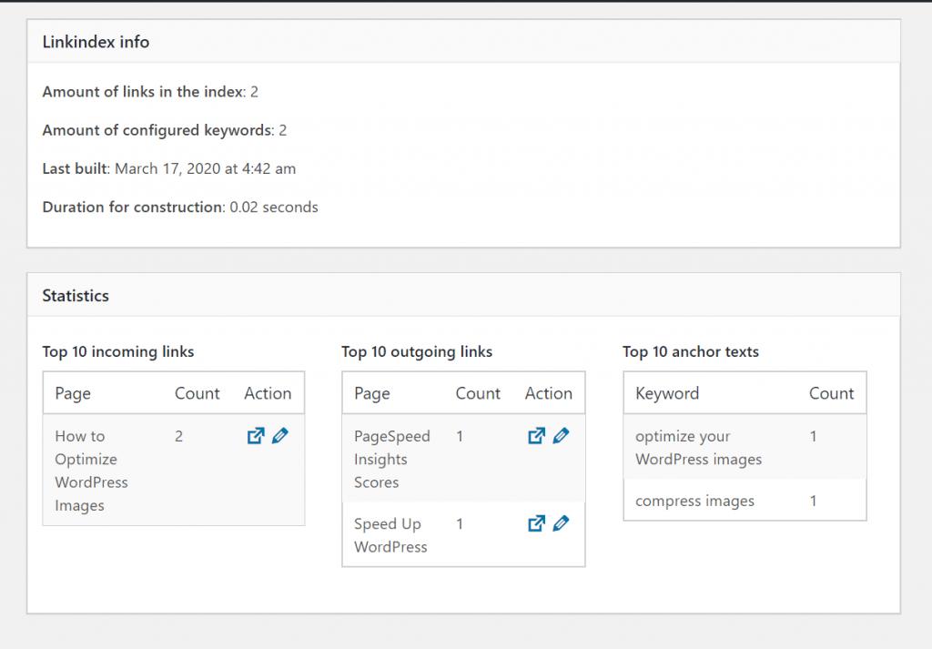 Cómo agregar enlaces internos en WordPress con Internal Link Juicer