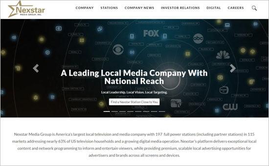 Conoce los sitios populares que utilizan WordPress en 2020