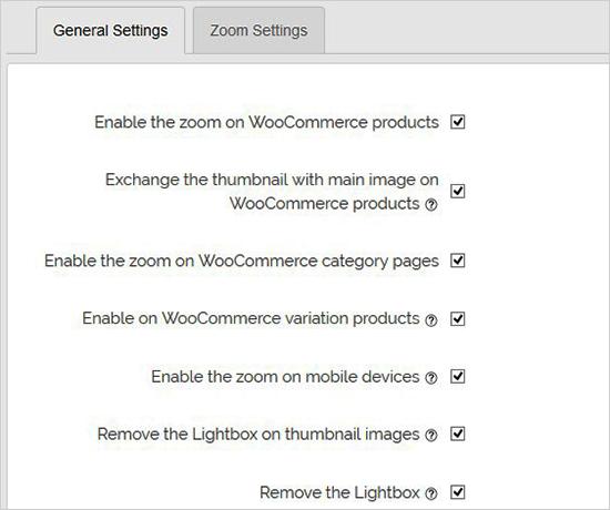 Cómo colocar una opción zoom para tus imágenes de WordPress