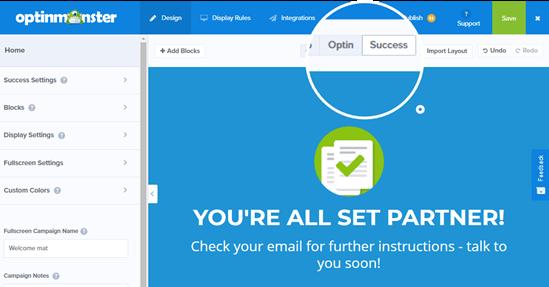 Cómo colocar un fondo de bienvenida en un sitio web de WordPress