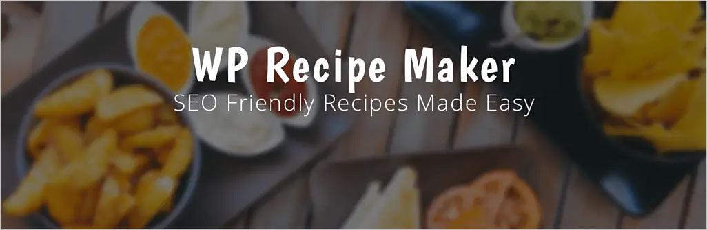 Los mejores plugins de recetas gratuitos y premium para blogs de alimentos de WordPress