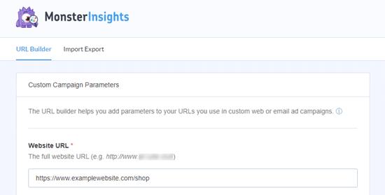 Configurar seguimiento de boletines por correo electrónico usando Google Analytics