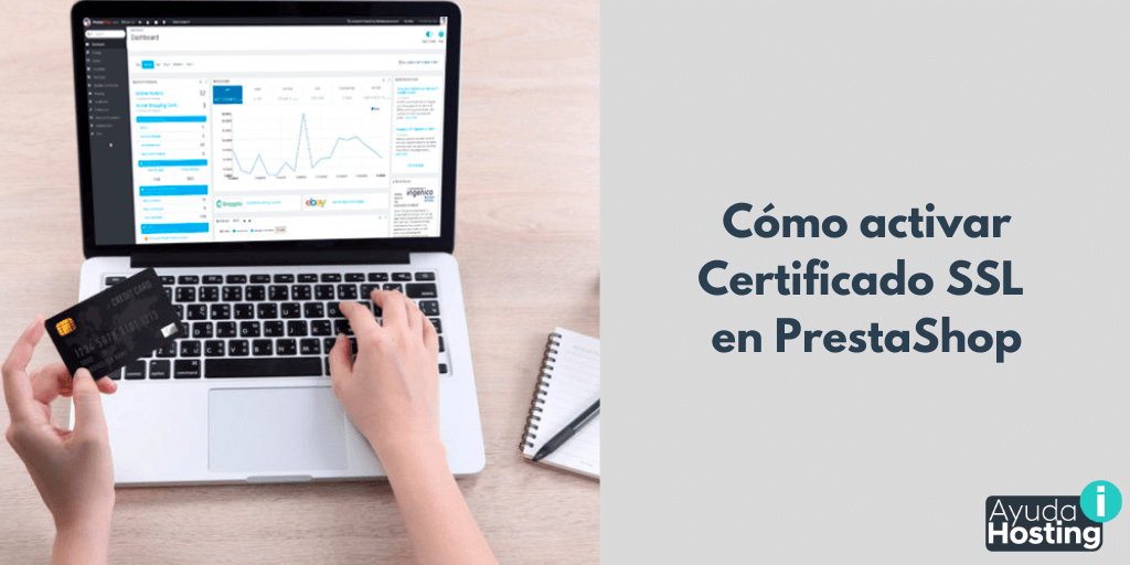 Cómo activar Certificado SSL en PrestaShop