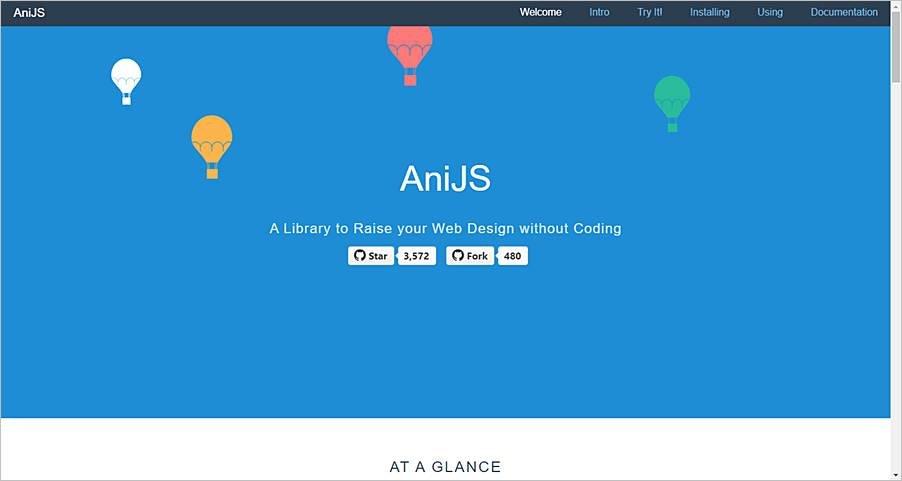 Las mejores bibliotecas de animación de JavaScript