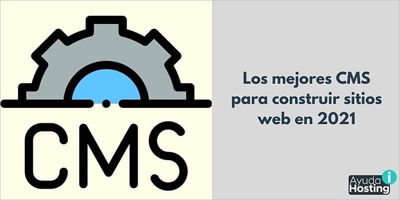 Los mejores CMS para construir sitios web