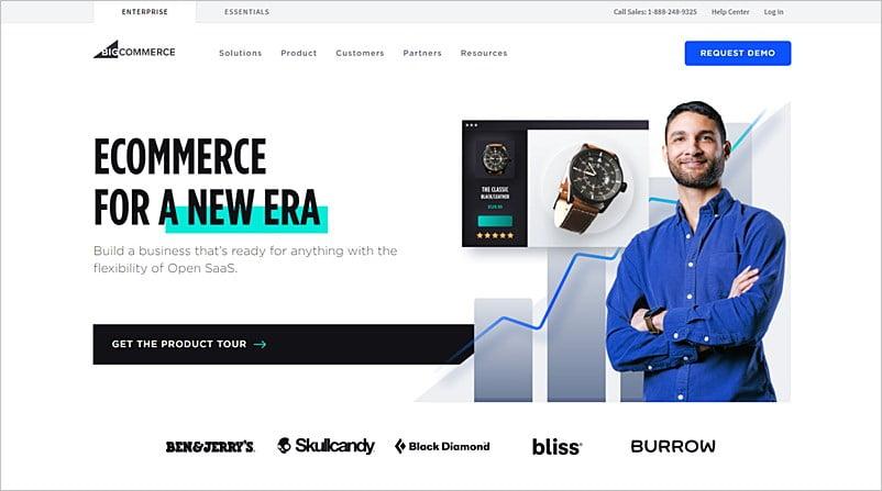 Las mejores alternativas de Shopify en 2021