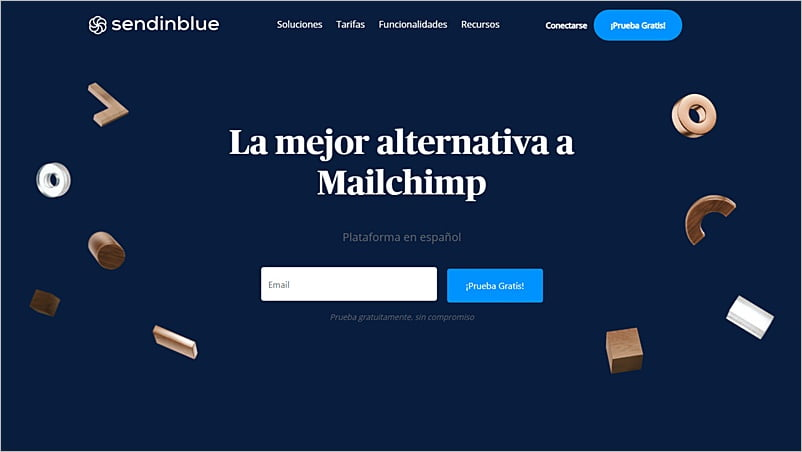 Las mejores alternativas de MailChimp para 2021
