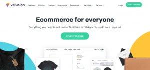 Volusion mejores alternativas de Shopify en 2021