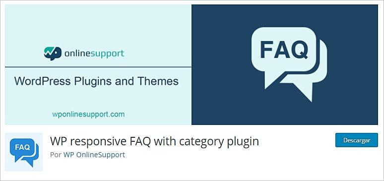 Los mejores plugins FAQ de WordPress