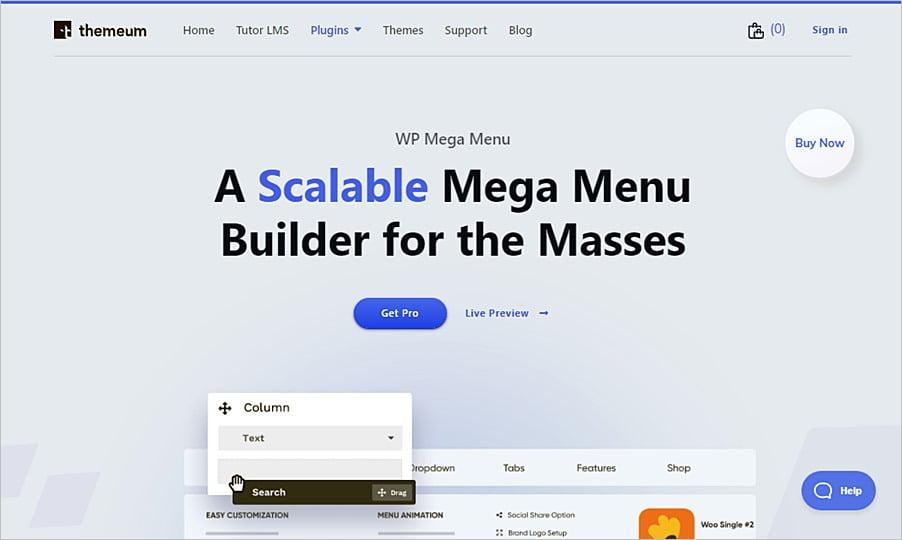 Los mejores plugins de menú de navegación receptivos de WordPress
