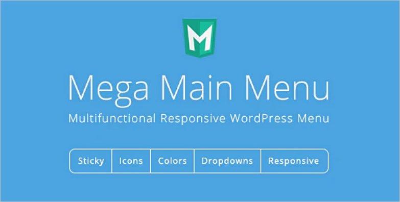 Los mejores plugins de menú de navegación receptivos de WordPressLos mejores plugins de menú de navegación receptivos de WordPress