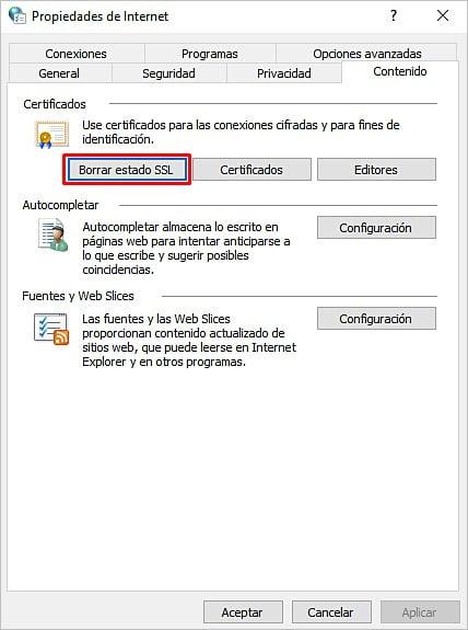 Métodos para corregir el error de su conexión no es privada de Chrome
