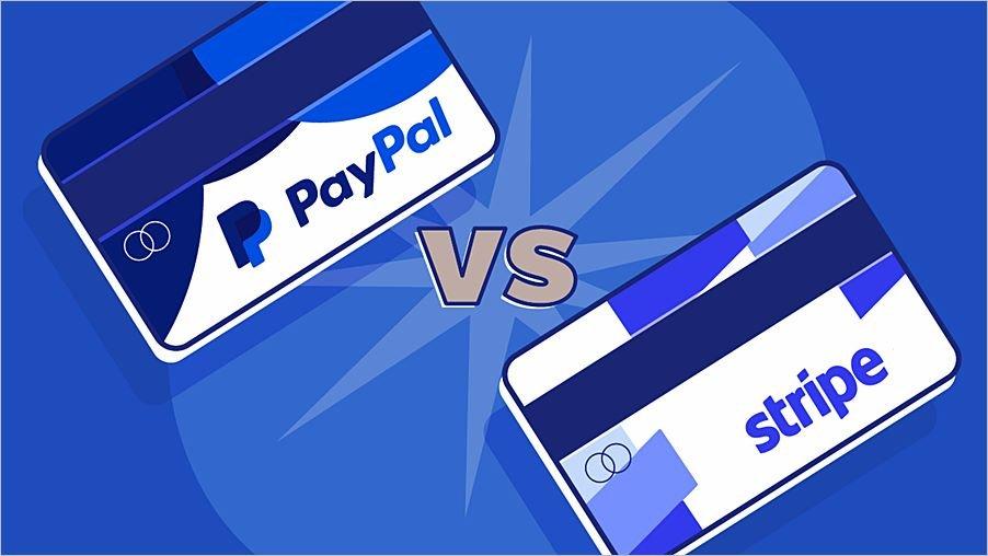 PayPal vs Stripe, ¿Qué plataforma de pagos nos conviene?